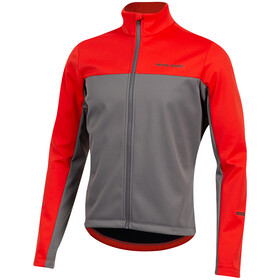 PEARL iZUMi Quest AmFIB Veste Homme, torch red/smoked pearl